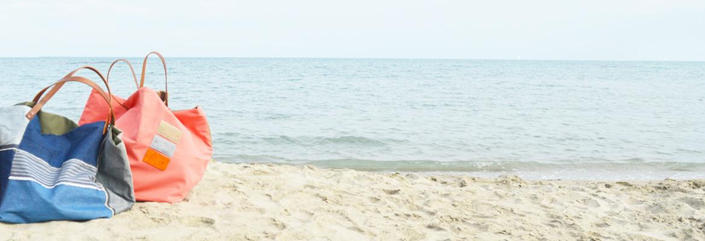 Sac de plage original